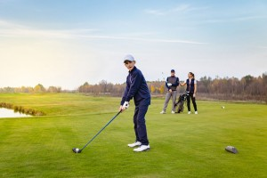bigstock-Happy-Family-Is-Playing-Golf-I-271084807
